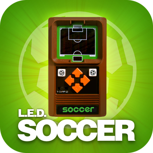 LED Soccer is available on the app store